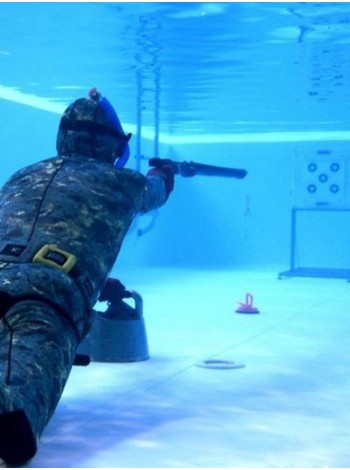 Podvodno gađanje